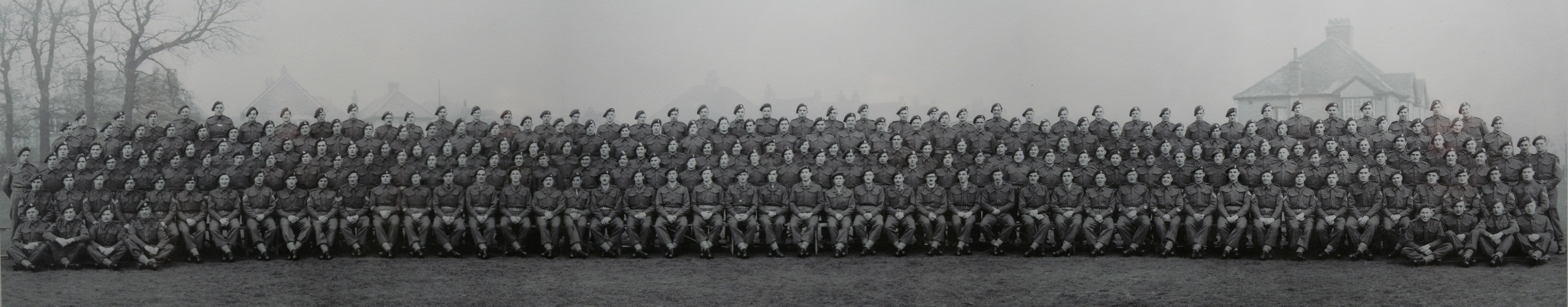 No.6 Commando panorama January 1945.