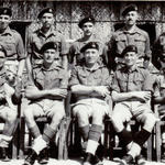 No.3 Commando Brigade HQ staff