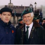 Roy Maxwell and Stephane - Nov. 2004