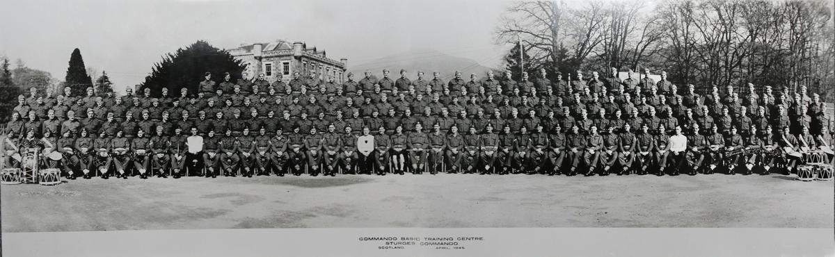 Achnacarry  - Sturges Commando Course April 1945
