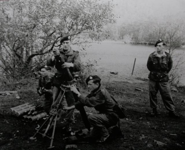 Commando training Achnacarry