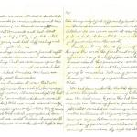 Leilyn's letter to his mother and father