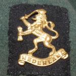 10IA Commando - 2 Dutch Troop Beret and cap badge (4)