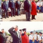 Veterans at Gamaches (80) ceremony