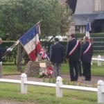 No. 4 Commando monument ceremony 6th June 2010.