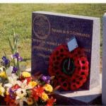 No.3 Commando, 1st SS Bde. monument, Varaville (1)