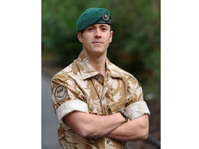 Dating a royal marine commando