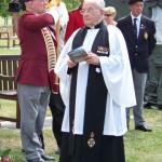 Capt (Rev) George Parsons,