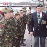 Cadet Inspection Fort William 2007 (1)