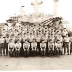 40 Commando RM   Bravo Company HMS Intrepid circa 1986