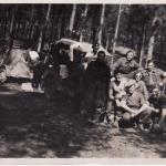 Aller Crossing April 1945