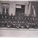 Sgts. Mess 'do' at  the Zum Alten Kran, Stintmarkt, Luneberg