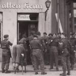 After the Sgts Mess 'do' at the Zum Alten Kran , Luneberg
