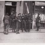'A bit later' at the Zum Alten Kran , Luneberg