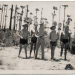 2 SBS 'C' Group - Cpl's Palmer, Burns, and others