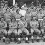Heavy Weapons Troop Gibraltar 1943