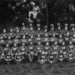 No.4 Commando F troop Falmouth 1943 - with names