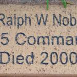 Capt Ralph W Noble, MC.