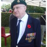 Dieppe Veteran