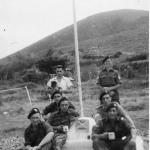 No5 Cdo under the flag