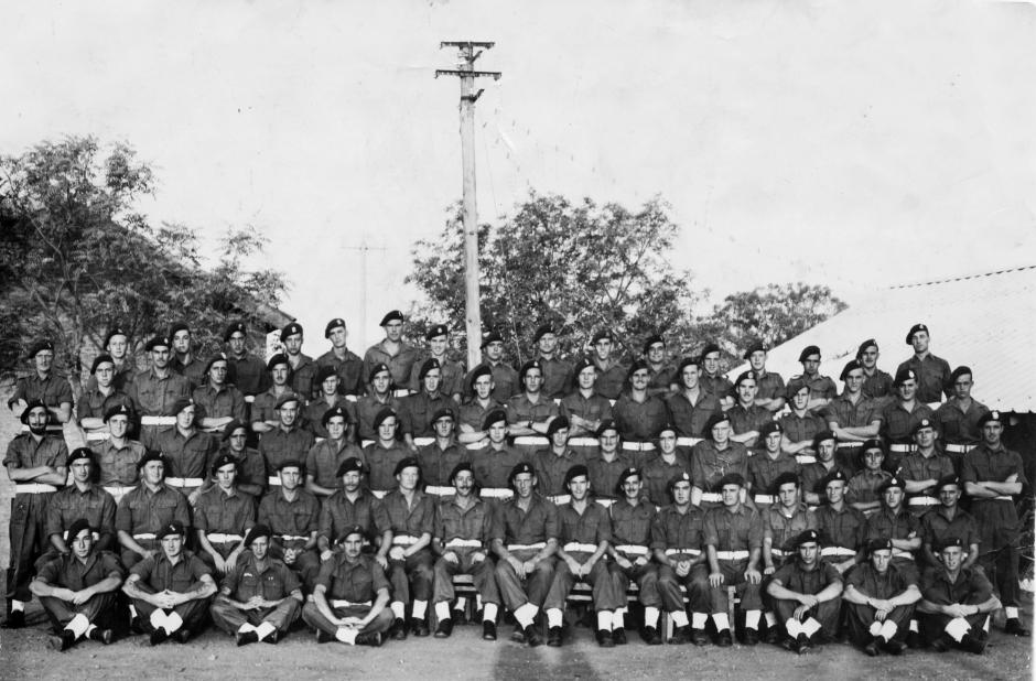 No. 5 Commando  5 troop. SEAC Burma