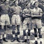 Vic Ralph, Eddie Cox, Ray Buckby, Bernard Edwards