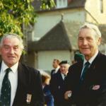 Donald Martin and Dennis Cooper