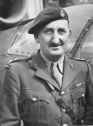 Augustus Charles Newman, commando victoria cross