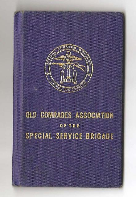 Commando Association Books