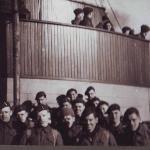 Group of No. 2 Cdo aboard HMS Keren November 1942