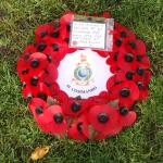 41 RM Commando wreath laid at Bergen-op-Zoom War Cemetery