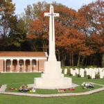 Bergen-op-Zoom War Cemetery (2)