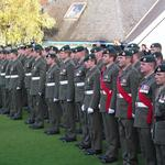 Remembrance Week at Fort William November 2010