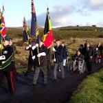 Service at the Commando Memorial, Spean Bridge - 1