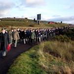Service at the Commando Memorial, Spean Bridge - 3