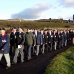 Service at the Commando Memorial, Spean Bridge - 4