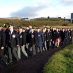 Service at the Commando Memorial, Spean Bridge - 5