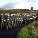Service at the Commando Memorial, Spean Bridge - 8