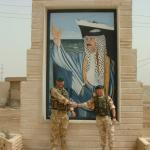 WO1's Geoff Murray and Daz Pearce - Tech Handover/Takeover in Iraq 2003