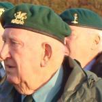 Service at the Commando Memorial, Spean Bridge - 29