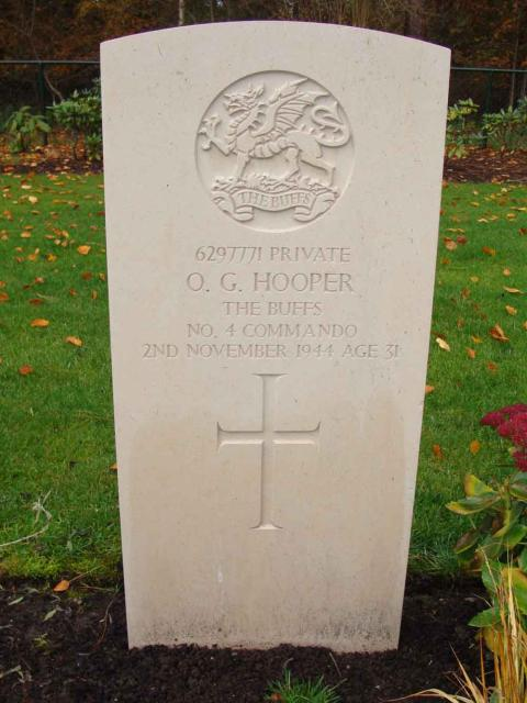 Private Owen Hooper