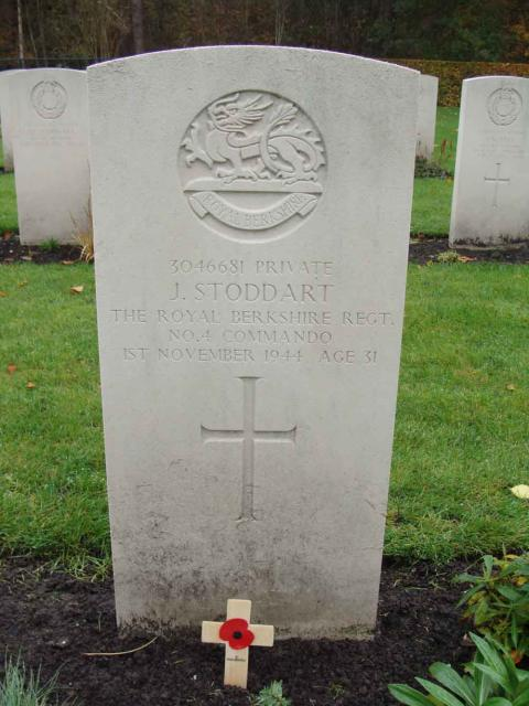 Private John Stoddart