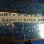 Operation Hardtack 28 Memorial plaque in Trinity Parish Hall, Jersey