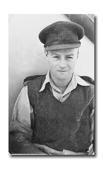 Captain Jim Baird RAMC