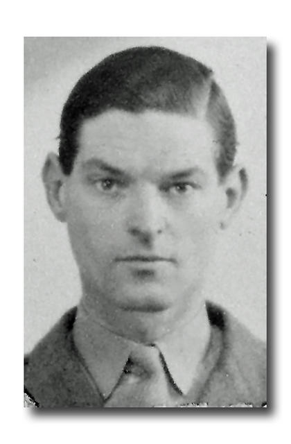 Lieutenant Alistair Banks