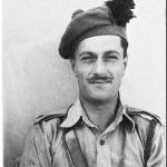 Lieutenant Iain Robinson