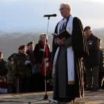 Service at the Commando Memorial, Spean Bridge - 14