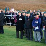 Service at the Commando Memorial, Spean Bridge - 16