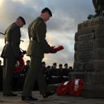Service at the Commando Memorial, Spean Bridge - 22