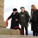 Service at the Commando Memorial, Spean Bridge - 23